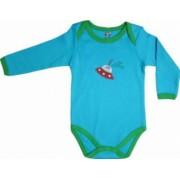 Body bebe maneca lunga Primii Pasi pp1464ml 0-3L