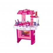 Juguete Mrs Toys Cocina con Luces y Sonido-Rosado