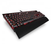 Клавиатура Corsair Gaming K70 LUX Mechanical Gaming Keyboard - Red LED -Cherry MX Red), CH-9101020-NA