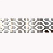 Espelho Decorados De Parede Design Moderno 49 X 204 cm