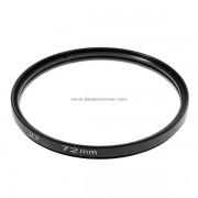 Filtro UV para camaras SLR / DSLR (72mm)