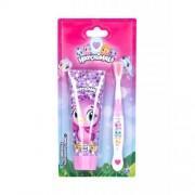 Hatchimals Hatchimals set cadou 1 periuta + pasta de dinti 75 ml pentru copii