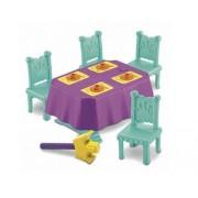 Dining Room Playset - Dora the Explorer Magical Castle