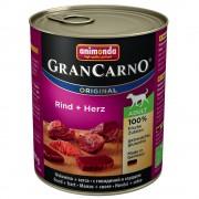 Animonda -5% Rabat dla nowych klientówAnimonda GranCarno Original Adult, 6 x 800 g - Wołowina z kurczakiem Darmowa Dostawa od 99 zł