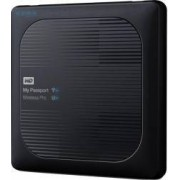 HDD Extern WD My Passport Wireless Pro 3TB 3.0 2.5 inch Black