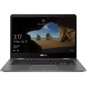 "Ultrabook™ ASUS ZenBook Flip UX461UA-E1017R (Procesor Intel® Core™ i7-8550U (8M Cache, up to 4.00 GHz), Kaby Lake R, 14"" FHD, Touch, 8GB, 512GB SSD, FPR, Intel® UHD Graphics 620, Win10 Pro, Gri)"