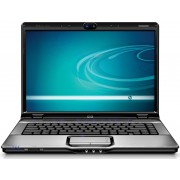 """Laptop HP DV6000 15.4"""" WideScreen AMD X2 1.9GHz 2GB RAM 60 GB HDD WebCam WiFi HDMI DVD-RW"""