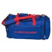 Reistas Dunlop blauw/rood 54 liter