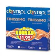 CONTROL FINISSIMO (MEGA AHORRO) 24 Unidades