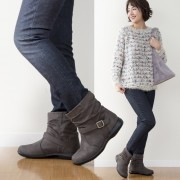ALL DAY Walk 4E防水ほかほかブーツ【QVC】40代・50代レディースファッション