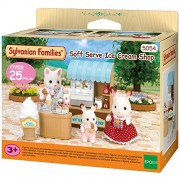 Sylvanian Families Soft Serve Ice Cream Shop by ToyCentre