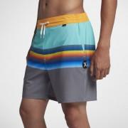 Boardshort Hurley Phantom Chill Volley 43 cm pour Homme - Bleu