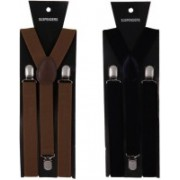 Asraw Y- Back Suspenders for Men(Multicolor)