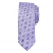 pentru bărbați îngust cravată (model 1262) 7967 cu albastru zaruri