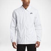 Veste Nike SB Shield Coaches pour Homme - Blanc
