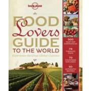 Kookboek - Reisgids Food Lover's Guide to the World   Lonely Planet