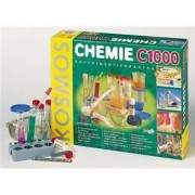 CHEM C1000: Experiment Chemistry Kit for Beginners