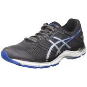 ASICS Men's Gel-Phoenix 8 Carbon/Directoire Blue/Silver Running Shoes - 9 UK/India (44 EU)(10 US)