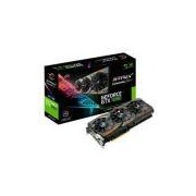 Placa De Vídeo Asus Geforce Gtx 1080 8gb Ddr5x 256 Bits - Strix-gtx1080-8g-gaming