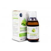 VIVIO Omega-3 DHA 370mg 200ml Aura Herbals