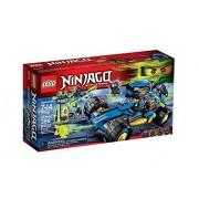 Toy Lego Lego ninjago Ninja Go 70731 Jay Walker One - Masters of Spinjitzu 2015 [Parallel import goods]