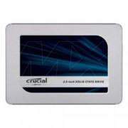 "SSD 250GB Crucial MX500, SATA 6Gb/s, 2.5"" (6.35 cm), скорост на четене 560 MB/s, скорост на запис 510MB/s"