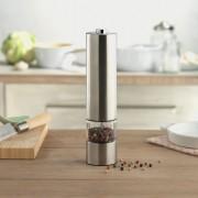 GIRO rozsdamentes acél elektromos só- vagy borsörlő