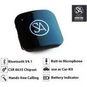 Signature Acoustics SPARROW Bluetooth 4.1 Audio Receiver for Earphones Car Kit Speakers etc. Handsfree Call CSR 8635