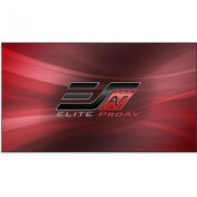 Elite Screens Pro Thin Permanently Tensioned Fixed Frame Ultra Thin Bezel Screen