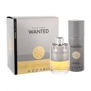 Azzaro Wanted confezione regalo eau de toilette 100 ml + deodorante 150 ml Uomo