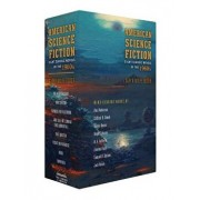 American Science Fiction: Eight Classic Novels of the 1960s 2c Box Set: The High Crusade / Way Station / Flowers for Algernon / ... and Call Me Conrad, Hardcover/Various