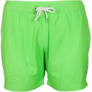 Sunstripes Badeshorts Uni Grün - Grün Größe XL