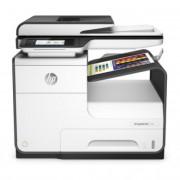 HP PageWide Pro 377DW tintasugaras multifunkciós [duplex+Wifi] nyomtató