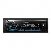 Autoestereo Pioneer MVH-S305BT 1 Din Bluetooth Usb Iphone