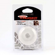Perfect Fit Silaskin Cruiser Ring 2.5 Inch Clear PERCR10C