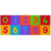 Jucarie copii puzzle BabyOno 274 10 piese
