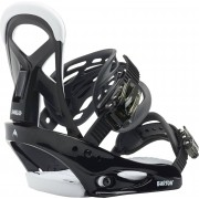 Burton Smalls JR Bindning, Black S