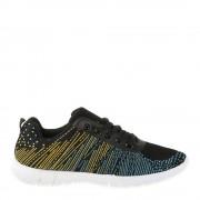 Дамски спортни обувки Isadora жълти