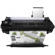 HP Designjet T520 24-in stampante grandi formati Colore 2400 x 1200 DPI Getto termico d'inchiostro A1 (594 x 841 mm) Wi-Fi