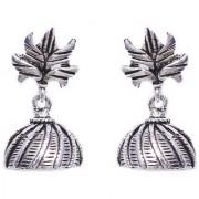 Indian Style Beaded Dangle Drop Fashionable Earrings Traditional Jhumka Jhumki Earrings for Women J 13