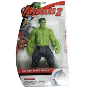 Hulk avengers2 Age of Ultron Action Figure with LED light fuction