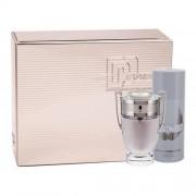 Paco Rabanne Invictus подаръчен комплект EDT 100 ml + дезодорант 150 ml за мъже