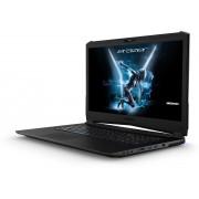 MEDION ERAZER X7859-i7-1256F16 Zwart Notebook 43,9 cm (17.3'') 1920 x 1080 Pixels 2,20 GHz Intel® 8ste generatie Core™ i7 i7-8750H