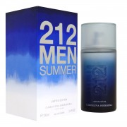 Carolina Herrera 212 Men Summer EDT 100 ml