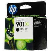 HP Original Tintenpatrone CC654AE (No.901XL) black HC