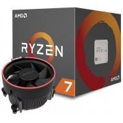 AMD Procesador Ryzen 7 2700, S-AM4, 3.20GHz, 8-Core, 16MB L3 Cache