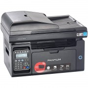 Pantum Professioneller 4in1-Mono-Laserdrucker M6600NW PRO mit Airprint & Fax