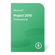 Microsoft Project 2010 Professional, H30-03318 elektroniczny certyfikat