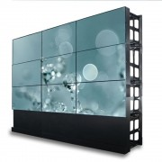 Transportables Klappbox Set für 3x3 46 Zoll Videowall Displays