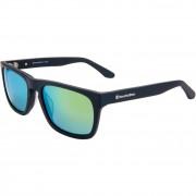 HORSEFEATHERS - okuliare F KEATON SUNGLASSES gloss black/blue Velikost: UNI